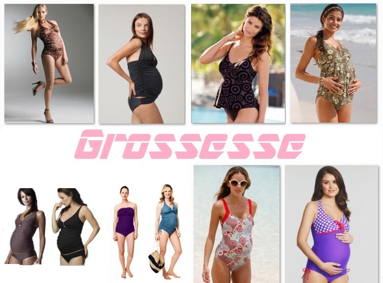 97ad8d8871 MAILLOT DE BAIN GROSSESSE ! Pas Cher ! Discount Soldes maillots de ...